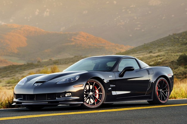 Chevrolet Corvette ZR1 #30