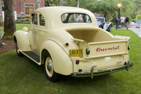 Chevrolet Coupe Pickup #1