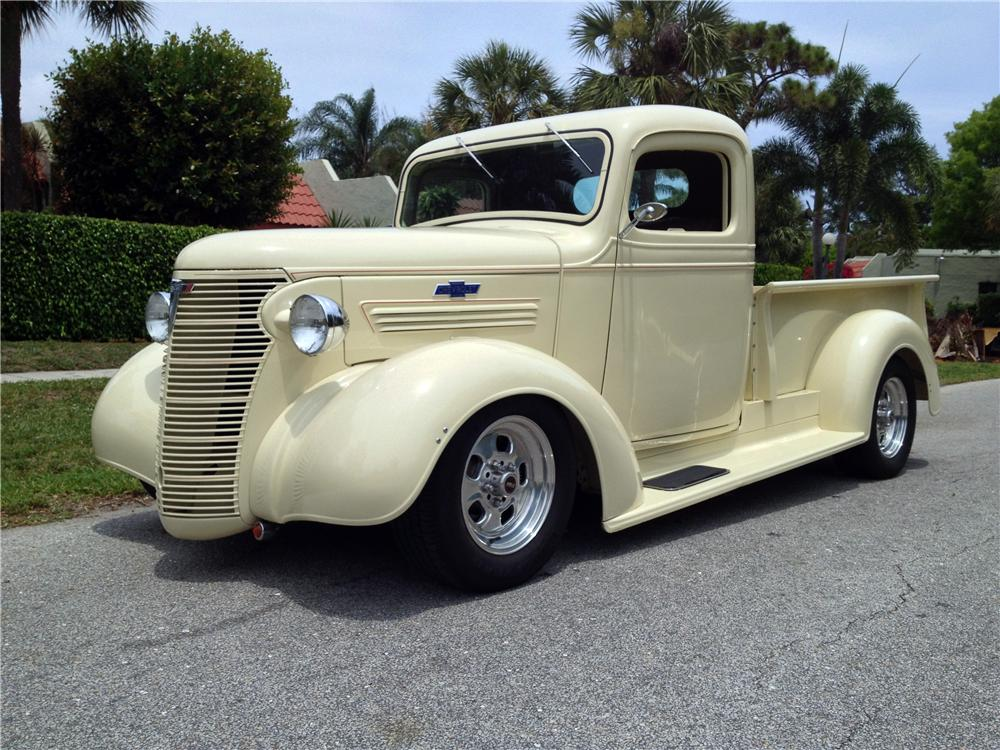 CHEVROLET COUPE PICKUP - 148px Image #10