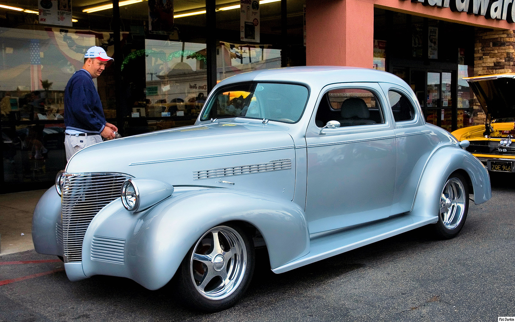 1940 Chevrolet Coupe Pickup Information And Photos