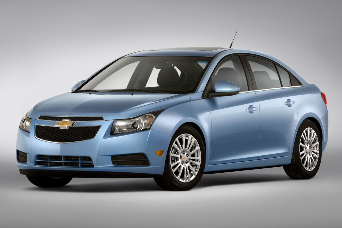 All Chevy 2012 chevy cars : 2012 Chevrolet Cruze - Information and photos - MOMENTcar