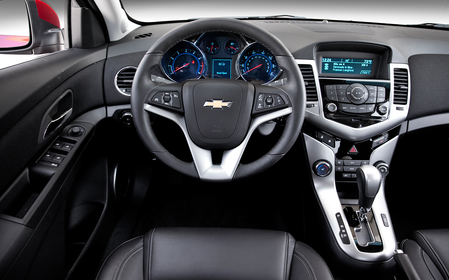 Chevy 2011 chevy cruze specs : Cruze » 2012 Chevy Cruze Specs - Old Chevy Photos Collection, All ...