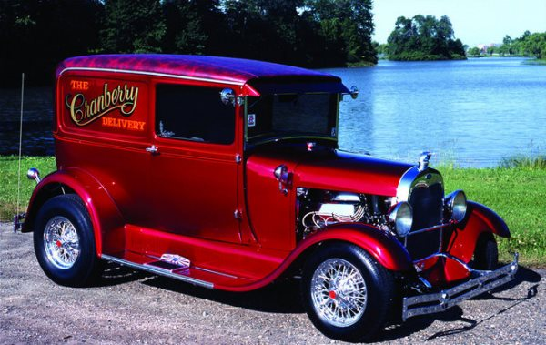 1928 Chevrolet Delivery Information And Photos Momentcar