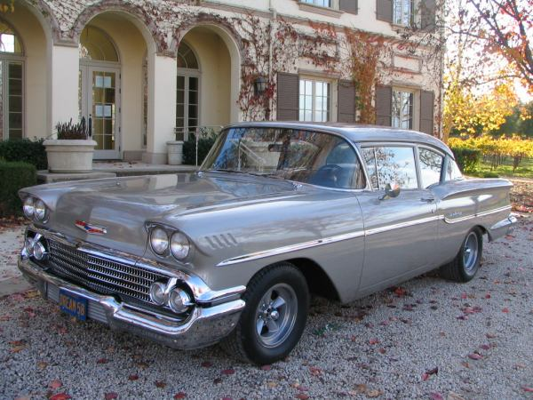 1958 Chevrolet Delray Information And Photos Momentcar