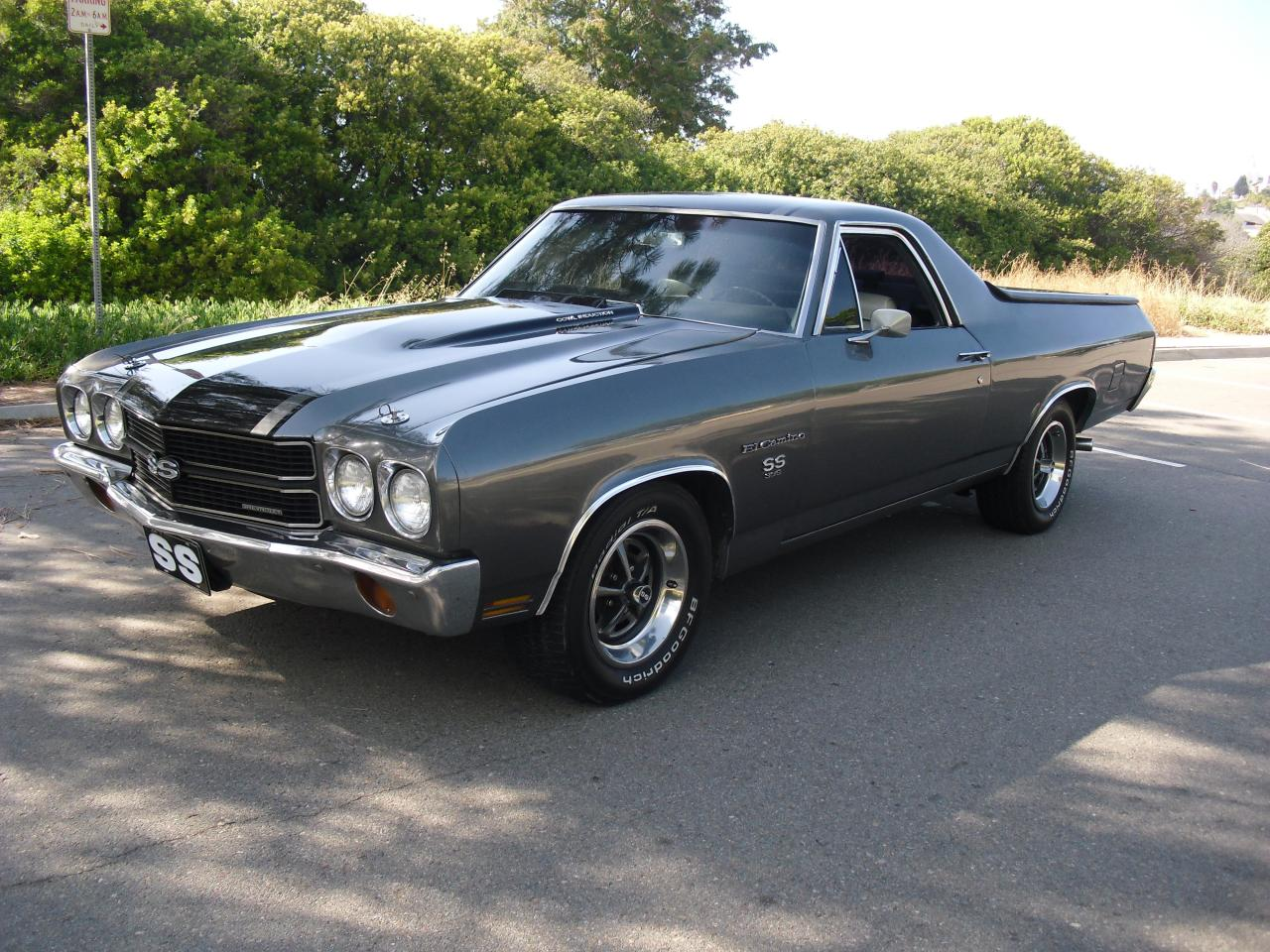 1970 Chevrolet El Camino  Information and photos  MOMENTcar