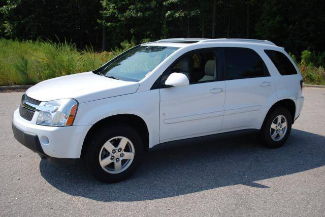 2006 Chevrolet Equinox  Information and photos  MOMENTcar