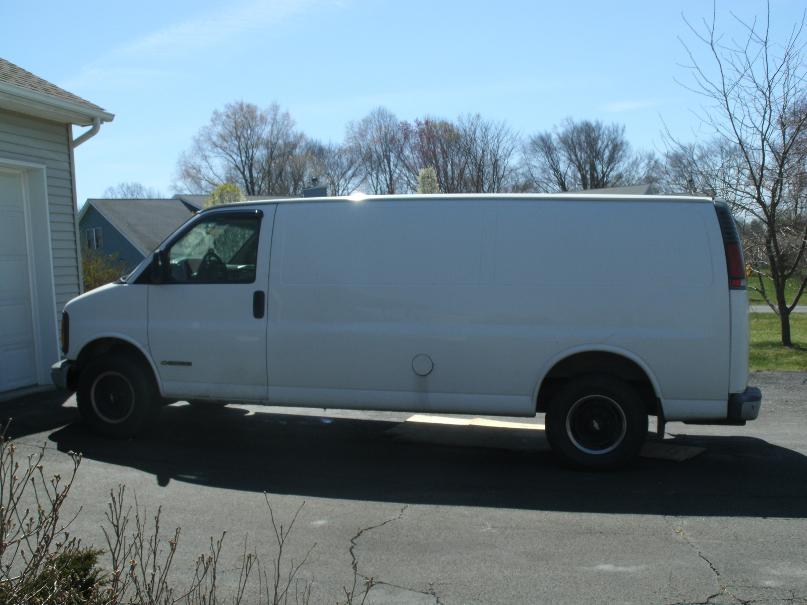 Chevrolet Express 11 >> CHEVROLET EXPRESS - 616px Image #13