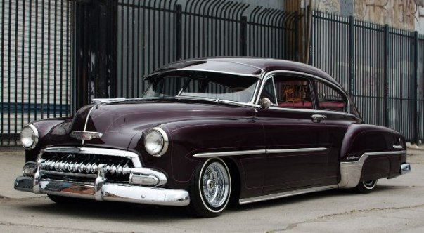 Chevrolet Fleetline 1952 #12
