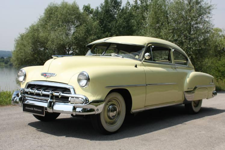 Chevrolet Fleetline 1952 #2
