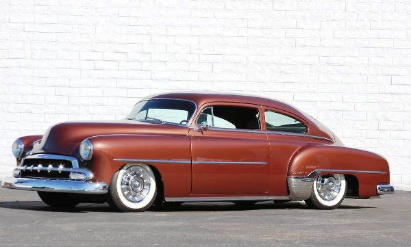 Chevrolet Fleetline 1952 #9