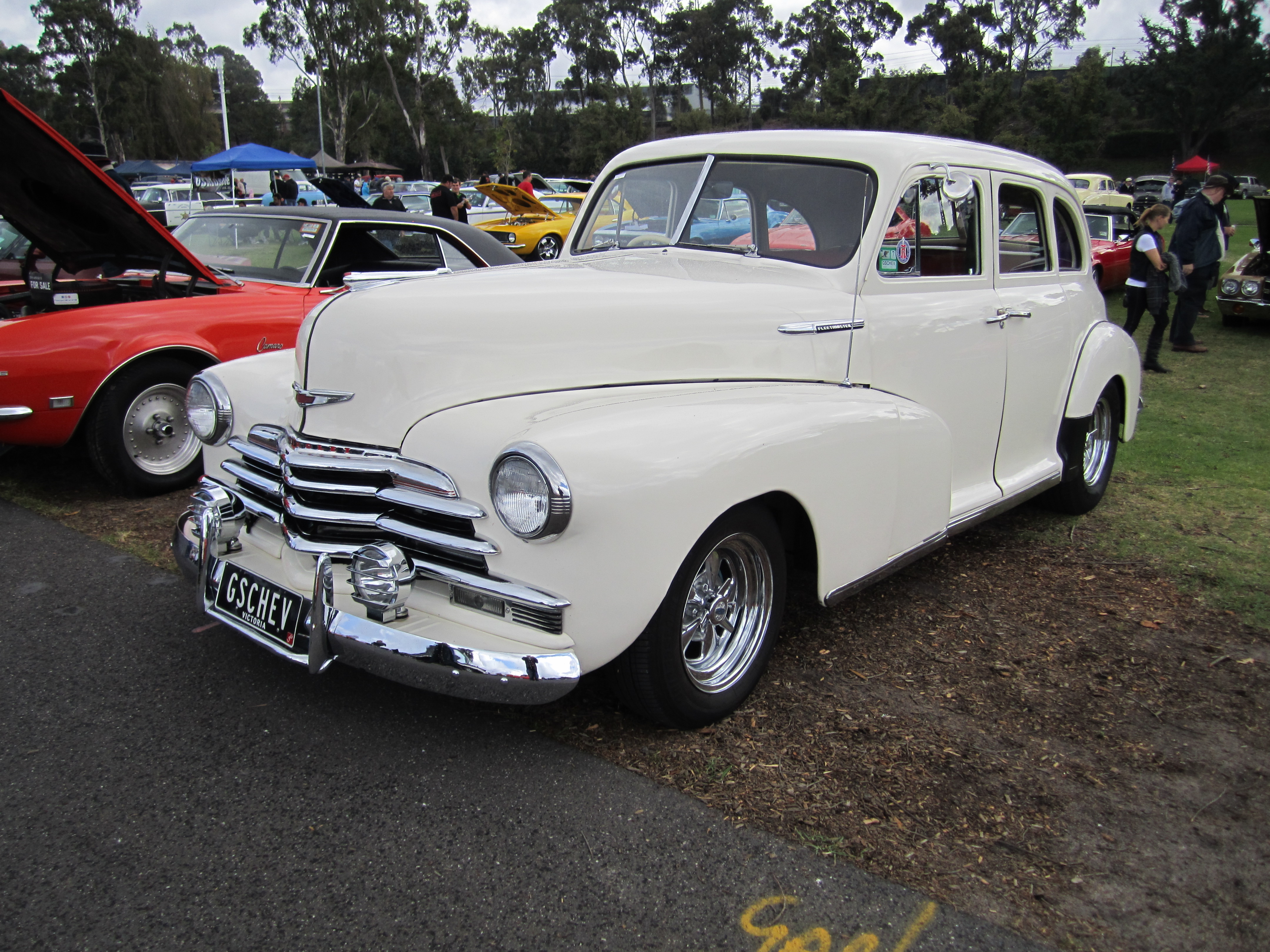 1947 Chevrolet Fleetmaster Information And Photos