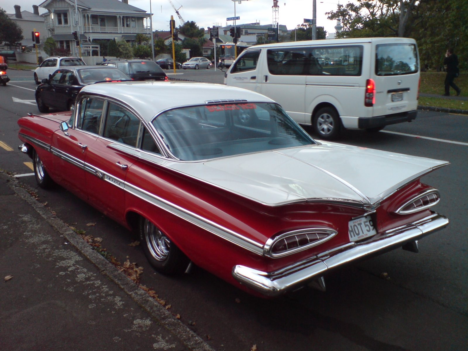 1959 Chevrolet Impala Information And Photos Momentcar