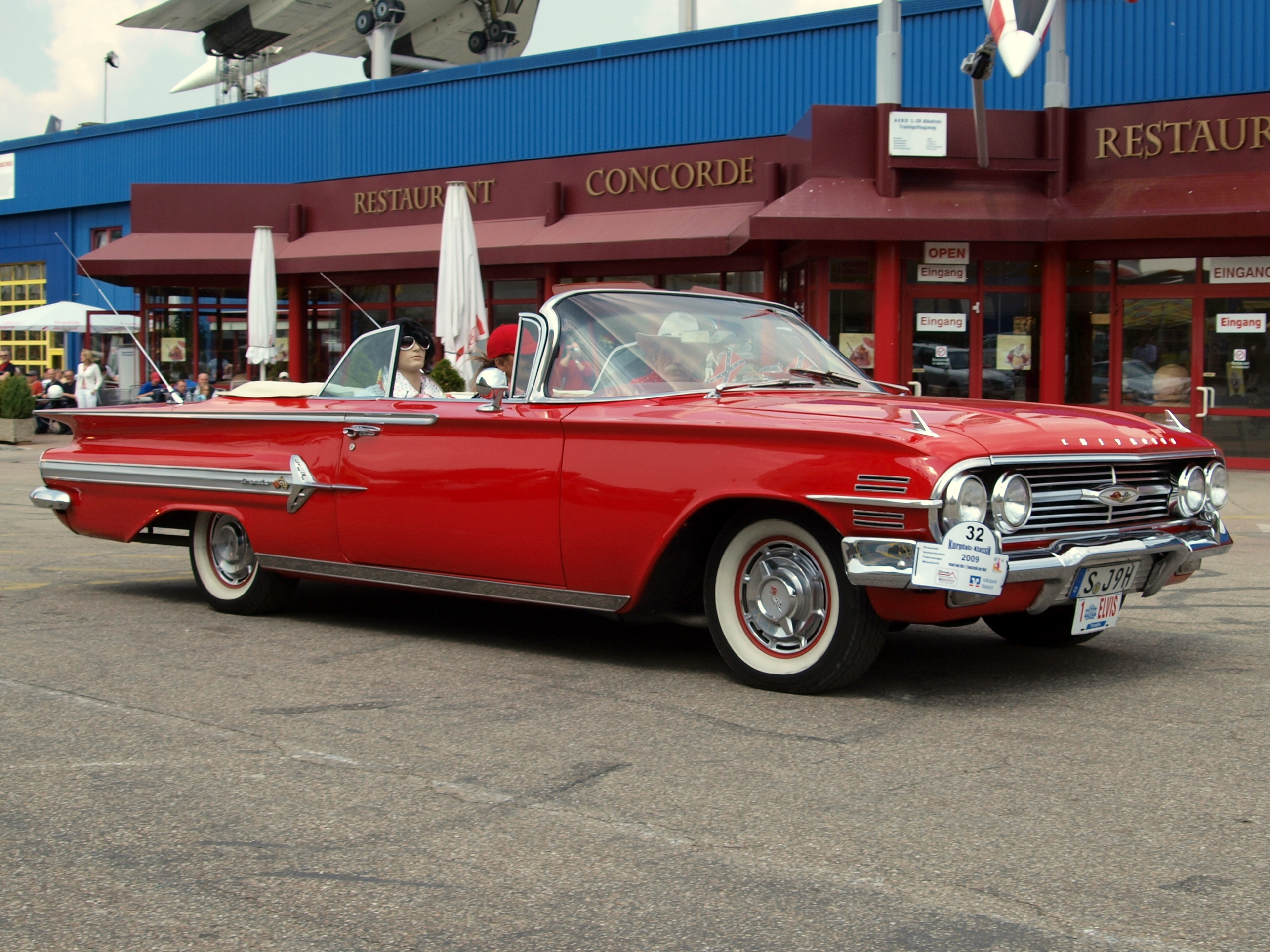 1960 Chevrolet Impala Information And Photos Momentcar