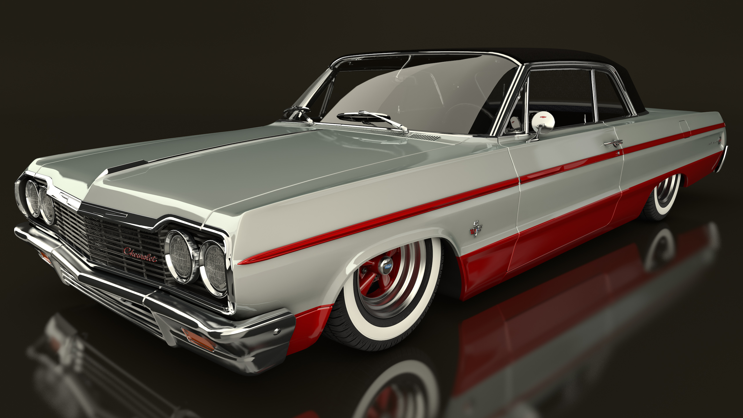 1964 Chevrolet Impala Information And Photos Momentcar