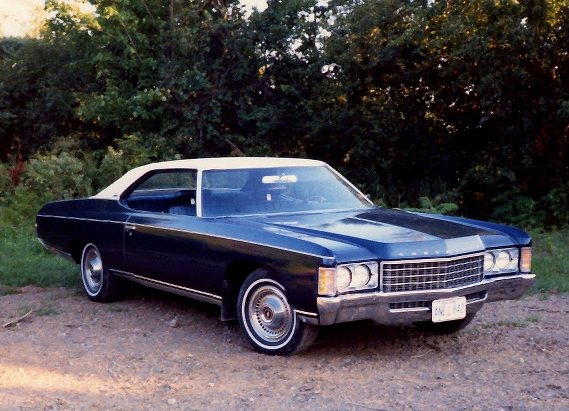 1972 Chevrolet Impala Information And Photos Momentcar