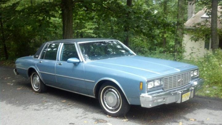 1980 Chevrolet Impala Information And Photos Momentcar