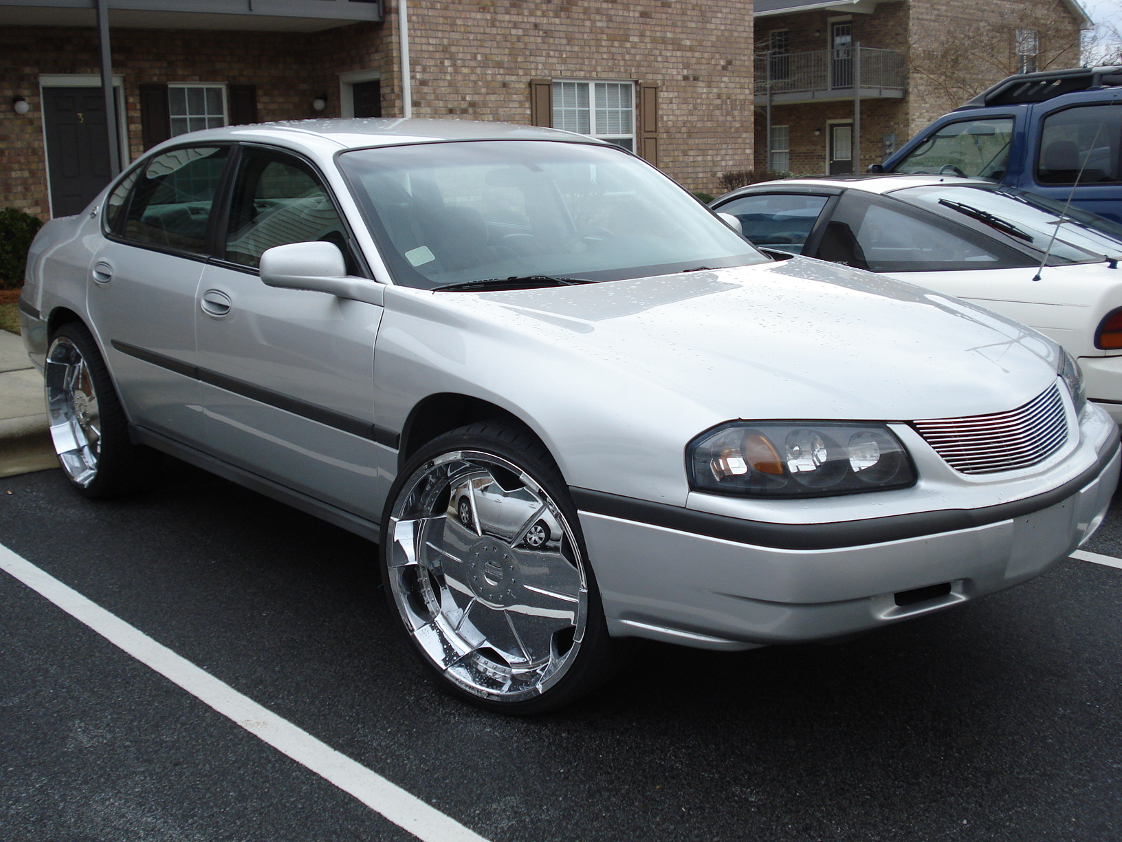 2001 Chevrolet Impala Information And Photos Momentcar