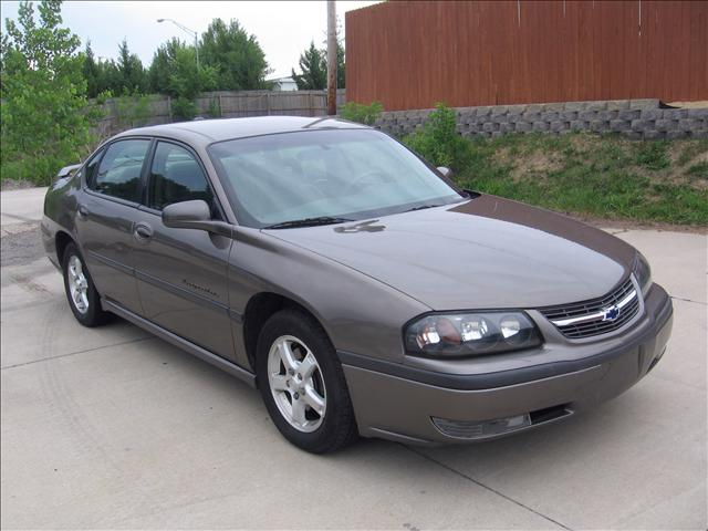 2003 chevrolet impala information and photos momentcar. Cars Review. Best American Auto & Cars Review