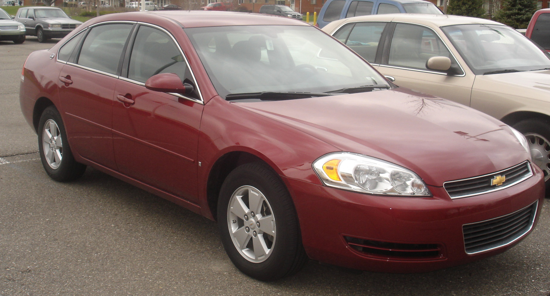 2007 Chevrolet Impala Information And Photos Momentcar