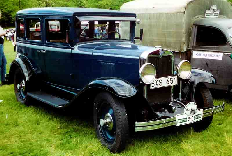 1929 Chevrolet International - Information and photos - MOMENTcar