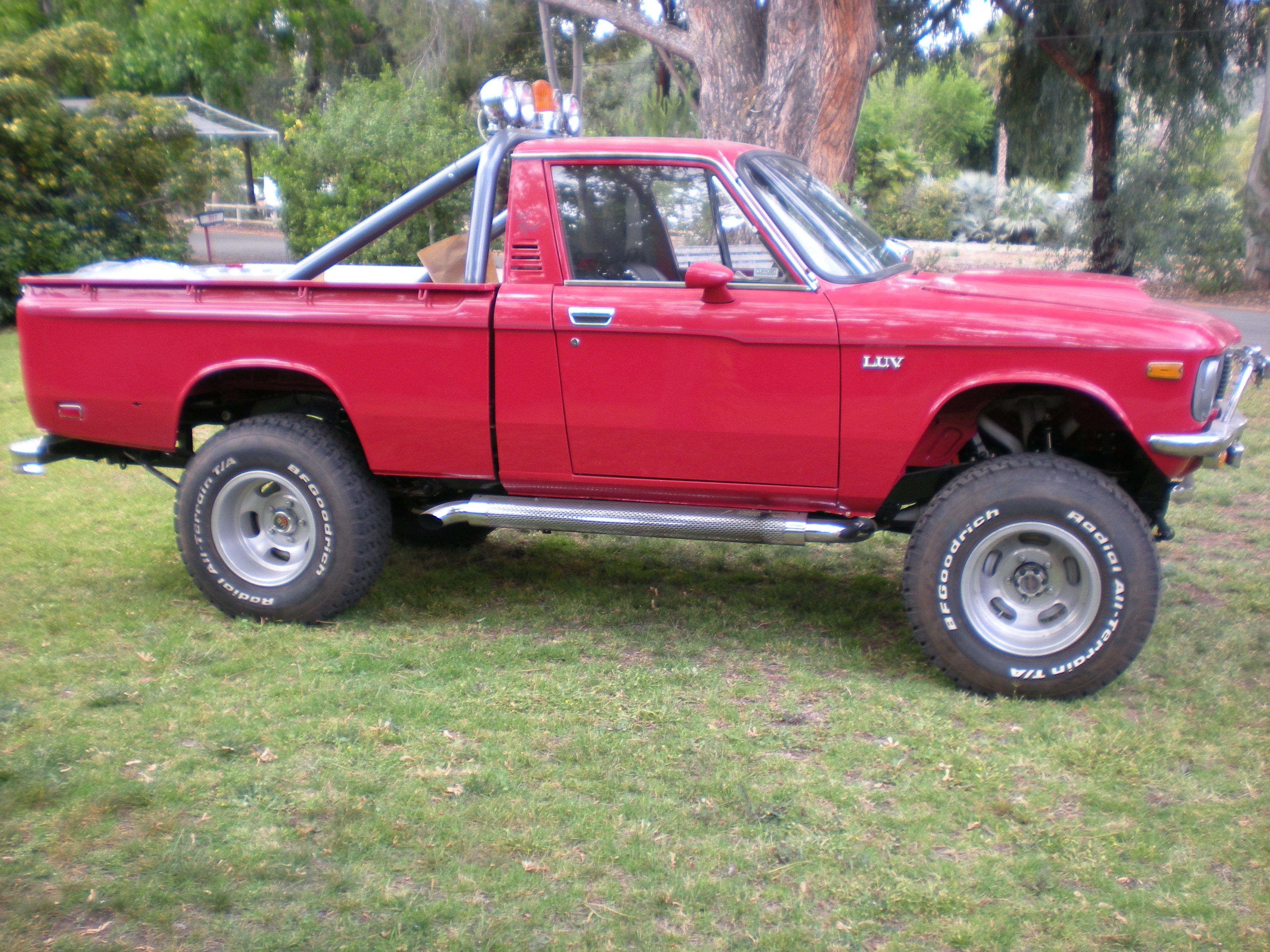 1972 Chevrolet Luv Information And Photos Momentcar 1976 Chevy Truck 13