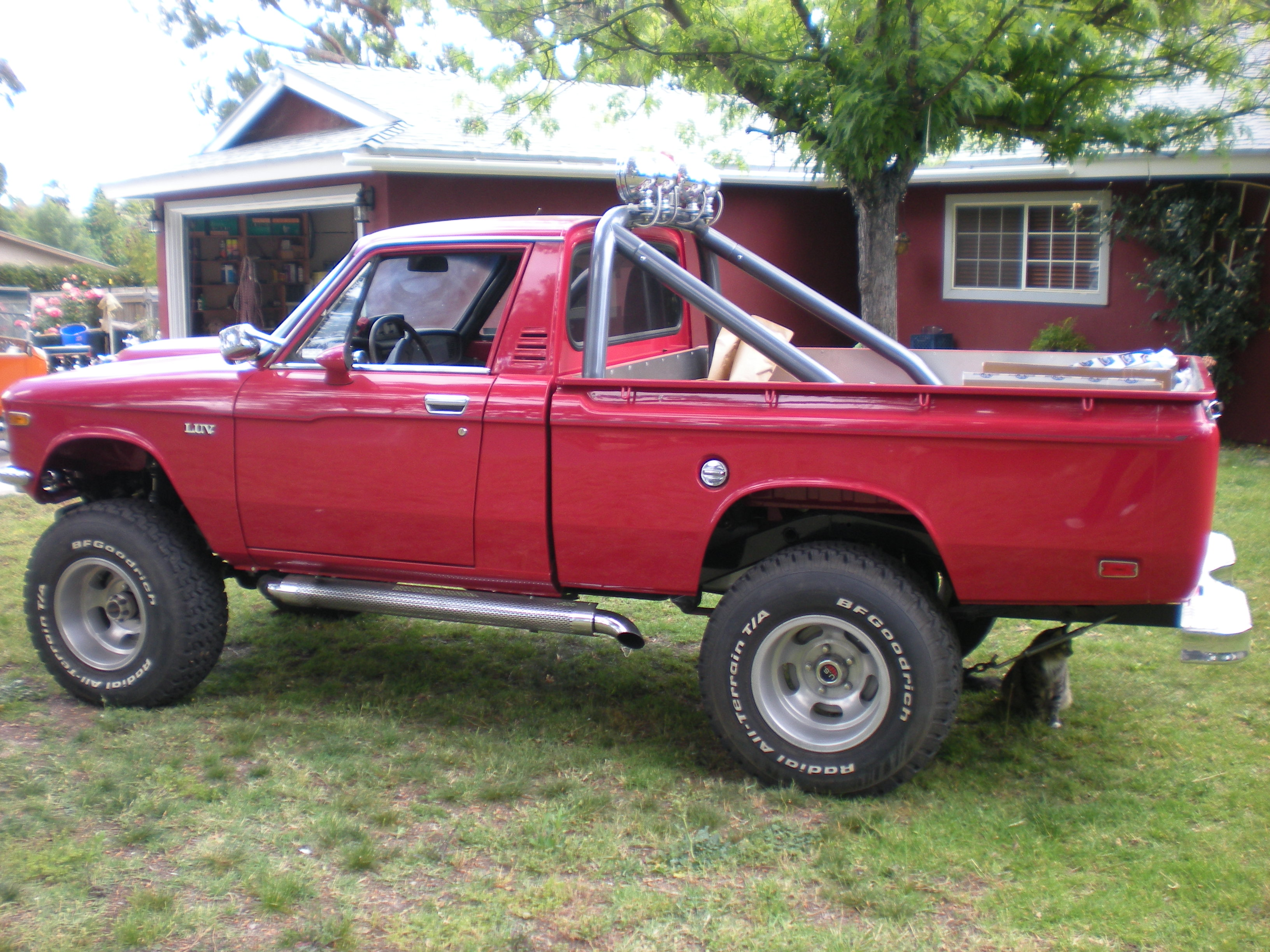 1972 Chevrolet Luv Information And Photos Momentcar
