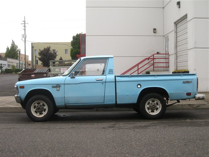 1979 Chevrolet Luv Information And Photos Momentcar