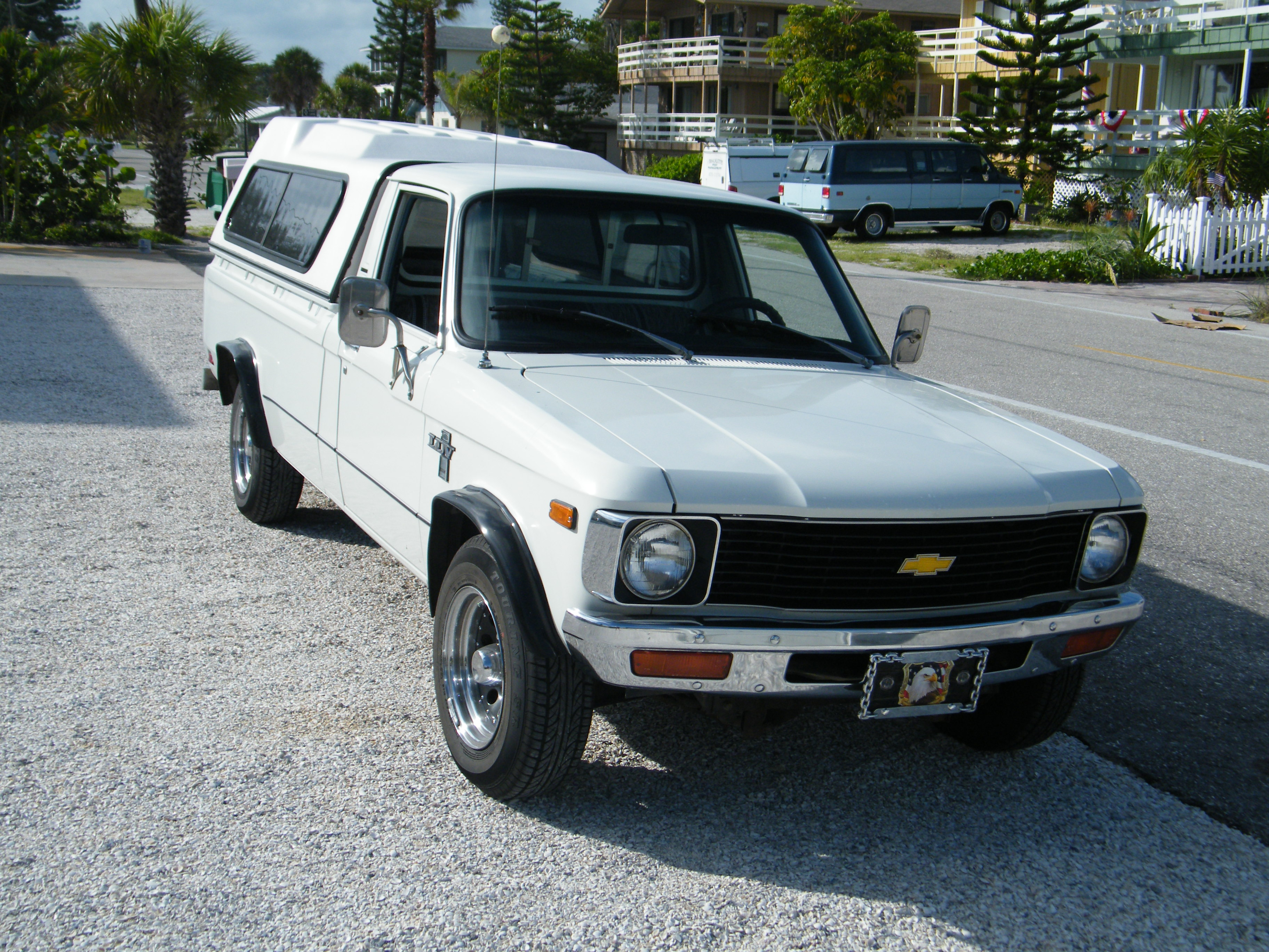 1980 Chevrolet Luv - Information and photos - MOMENTcar