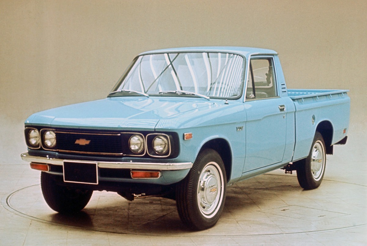 Chevrolet Luv Information And Photos Momentcar