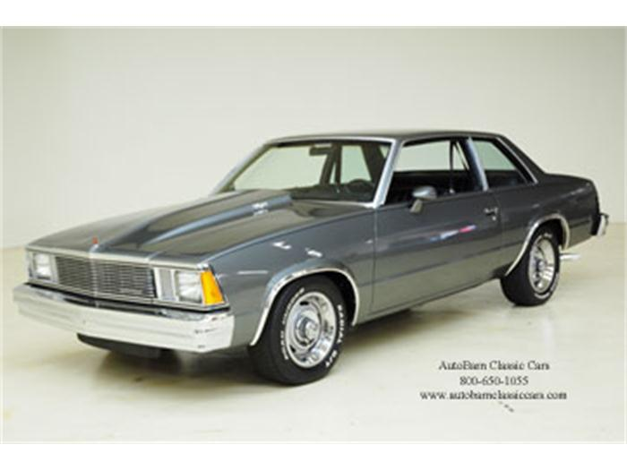 1980 Chevrolet Malibu Information And Photos Momentcar