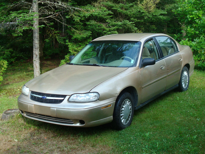 2001 Chevrolet Malibu Information And Photos MOMENTcar