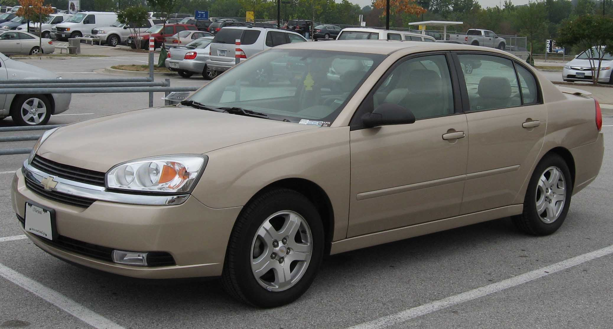 2005 Chevrolet Malibu - Information and photos - MOMENTcar