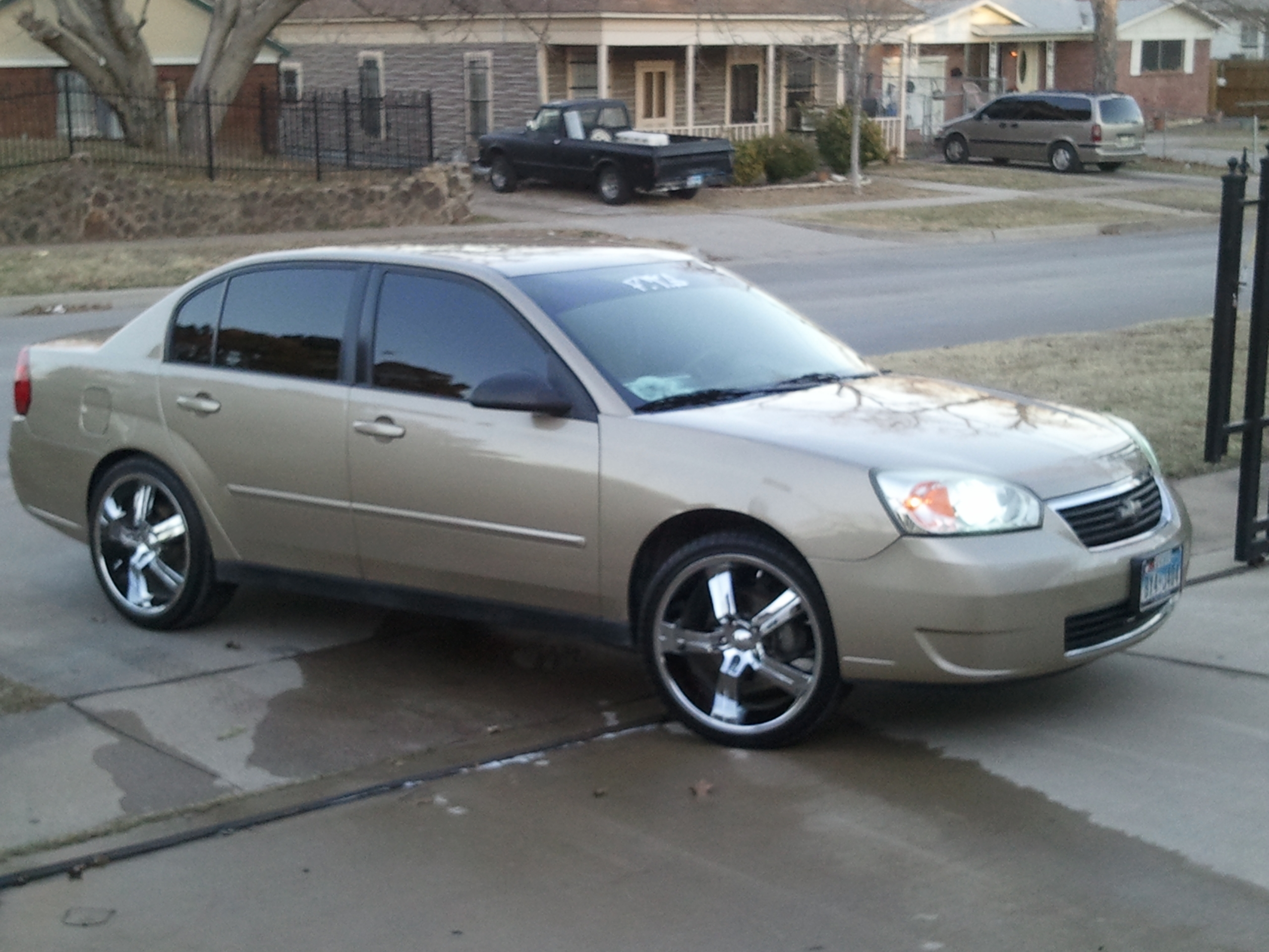 2007 Chevrolet Malibu - Information and photos - MOMENTcar