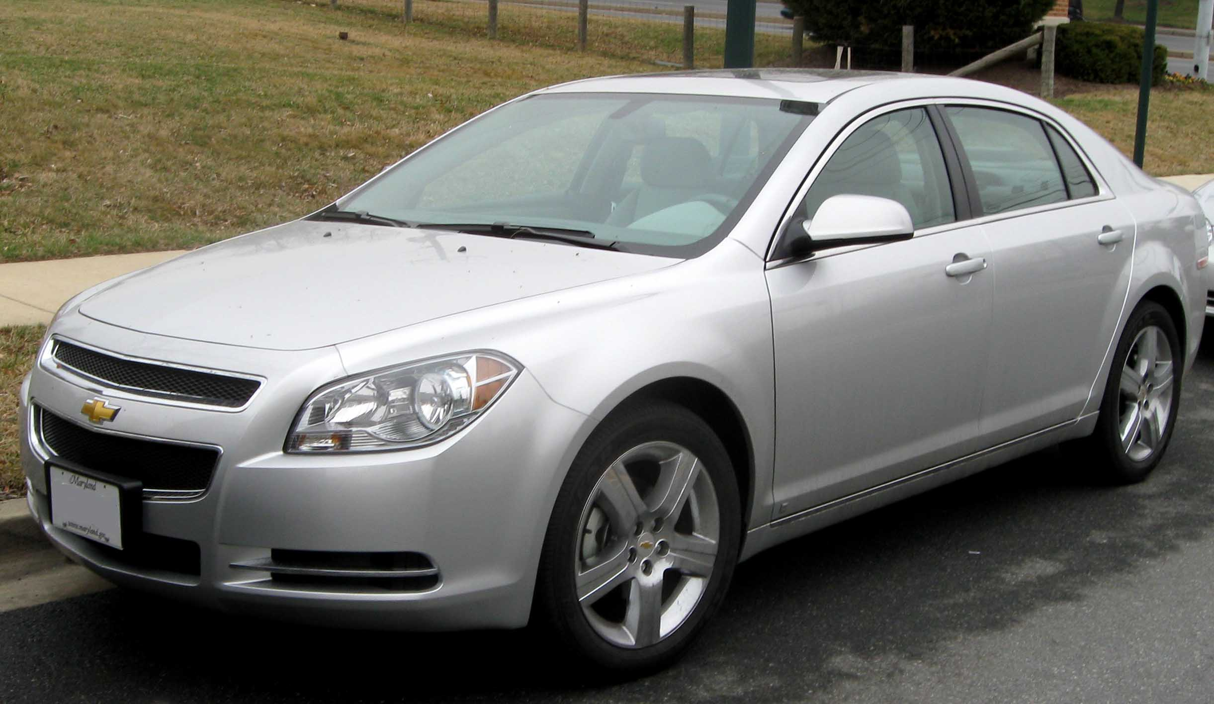 2013 Chevy Malibu Lt >> 2009 Chevrolet Malibu - Information and photos - MOMENTcar