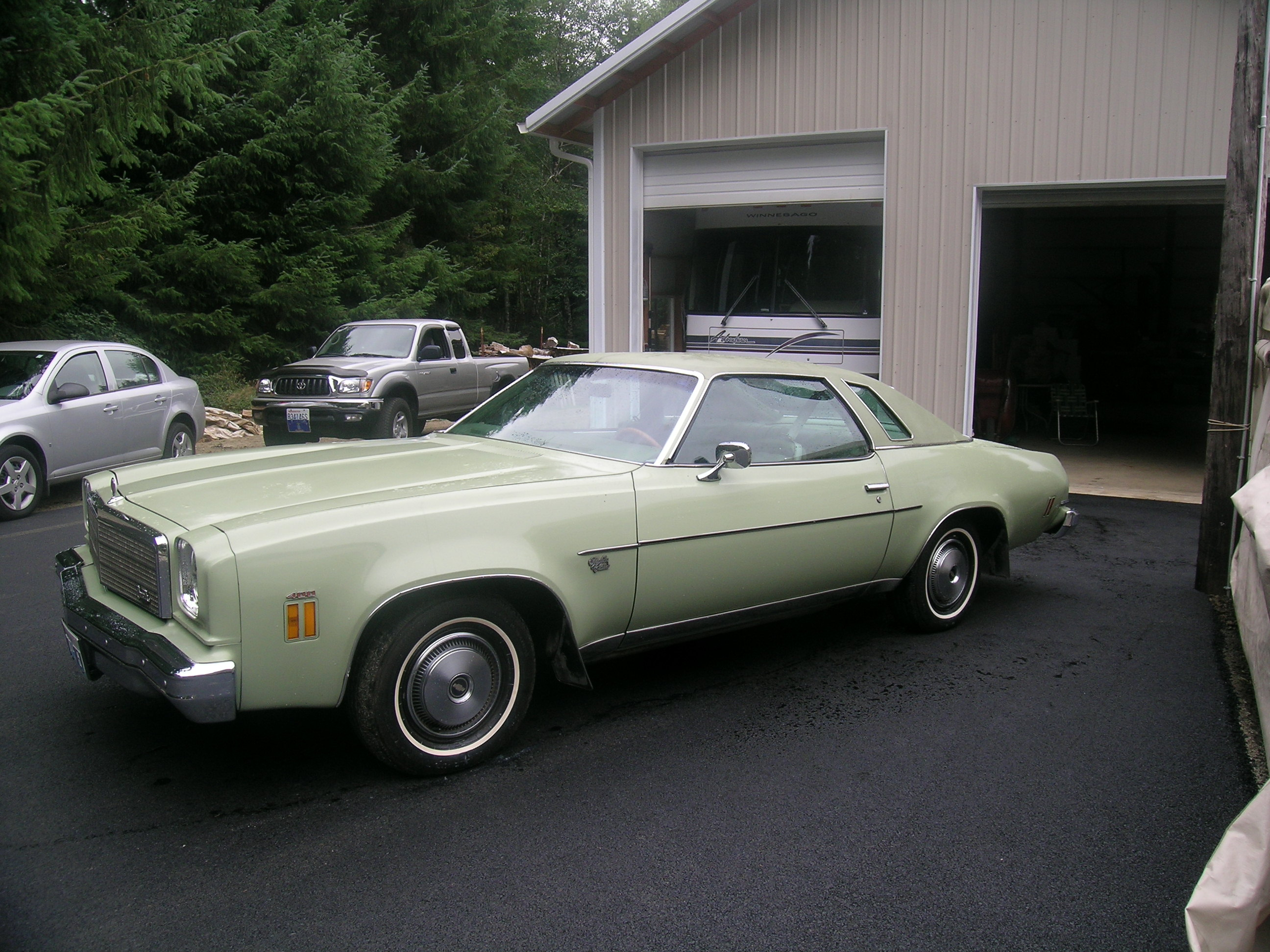 1974 Chevrolet Malibu Classic Information And Photos