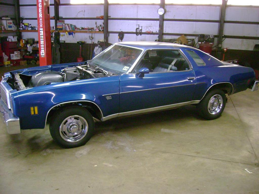 1976 Chevrolet Malibu Classic Information And Photos