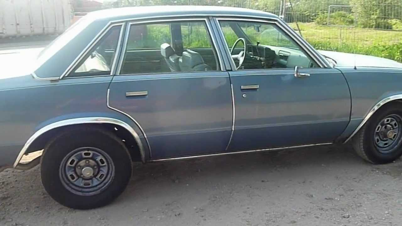 1979 Chevrolet Malibu Classic - Information and photos ...