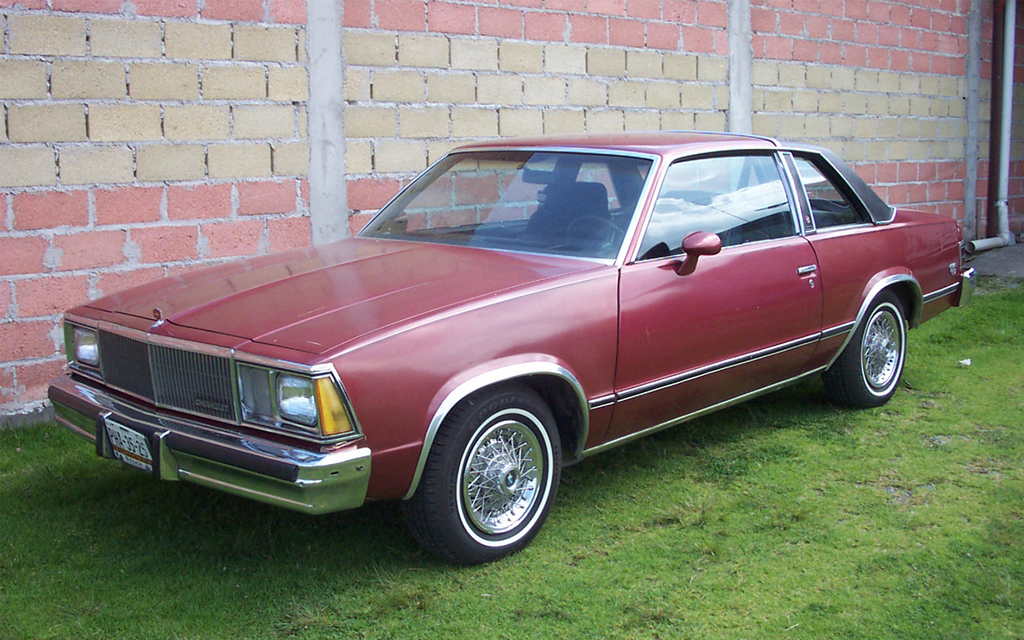 1980 Chevrolet Malibu Classic Information And Photos
