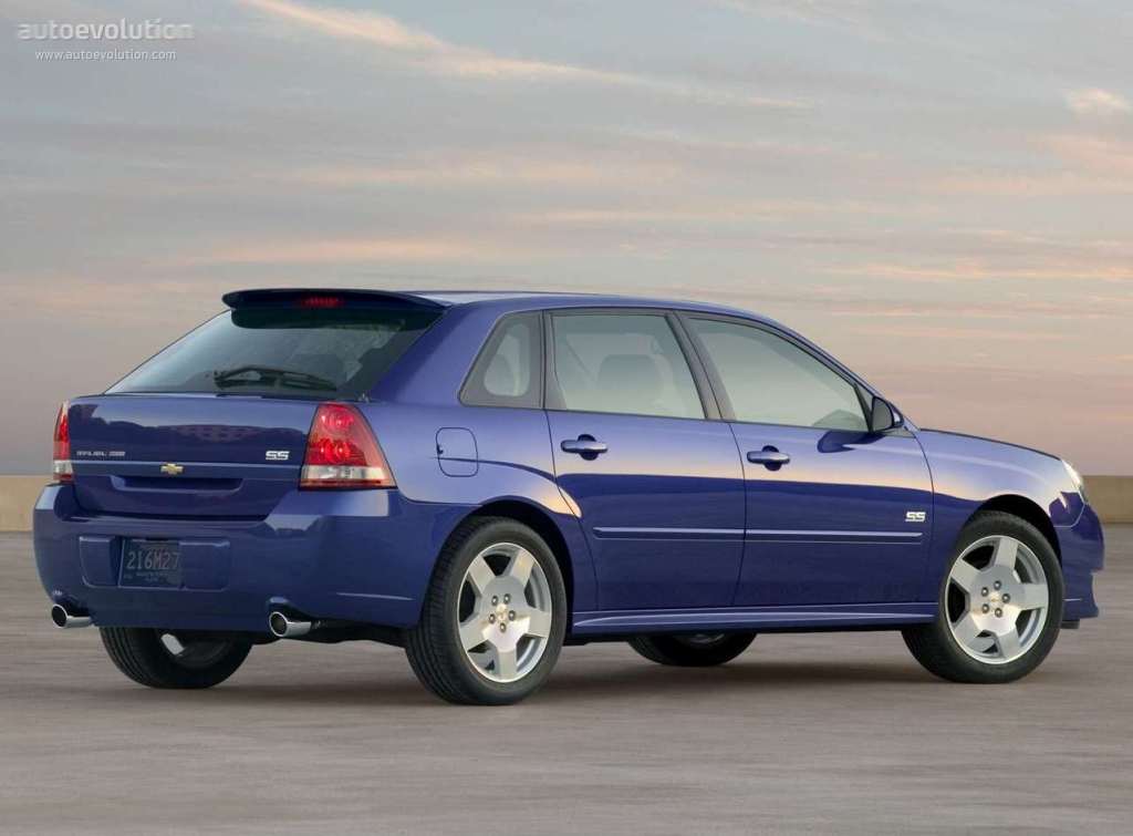 2005 chevrolet malibu maxx information and photos momentcar. Cars Review. Best American Auto & Cars Review