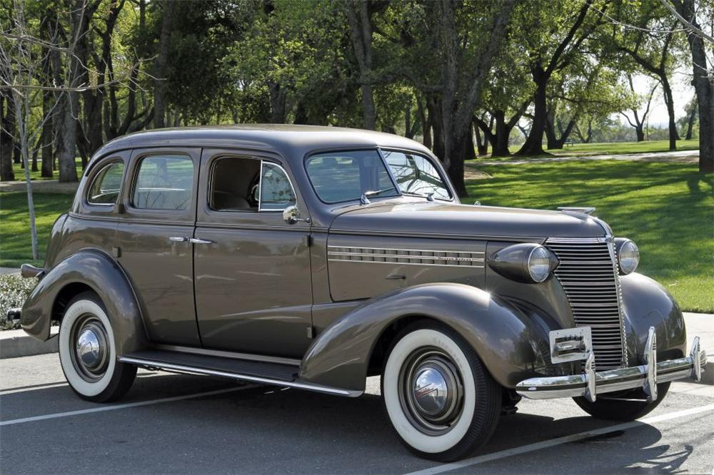 1938 Chevrolet Master Information And Photos Momentcar