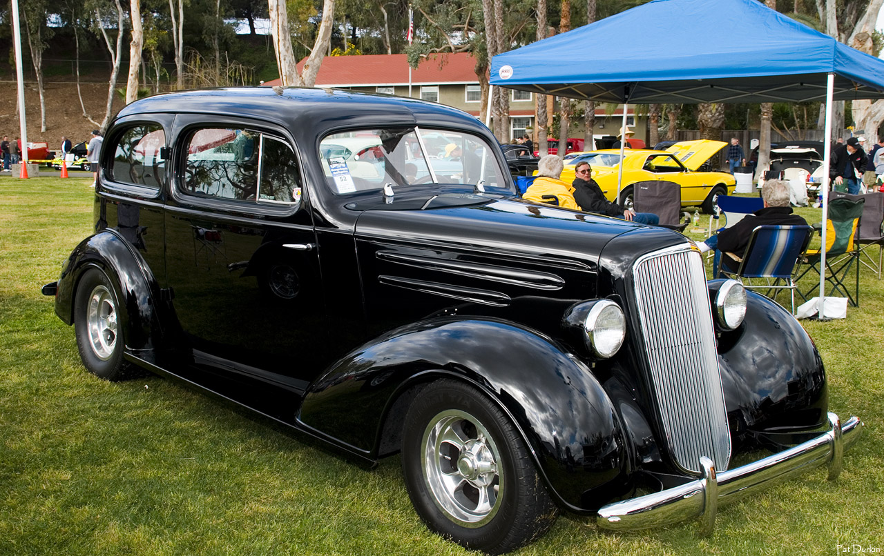 1935 Chevrolet Master Deluxe Information And Photos