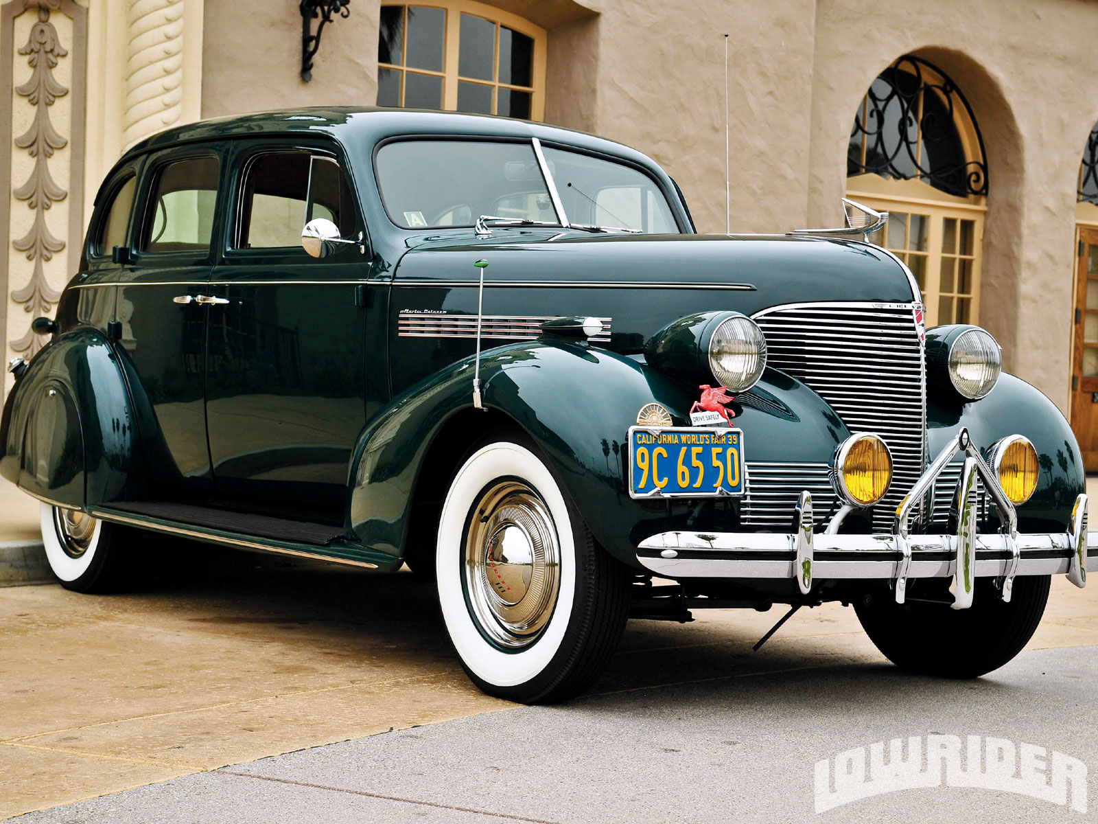 1939 Chevrolet Master Deluxe Information And Photos