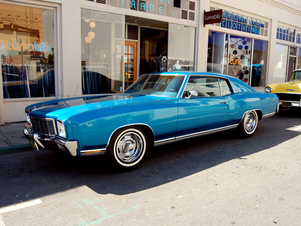 1971 chevrolet monte carlo information and photos momentcar. Black Bedroom Furniture Sets. Home Design Ideas