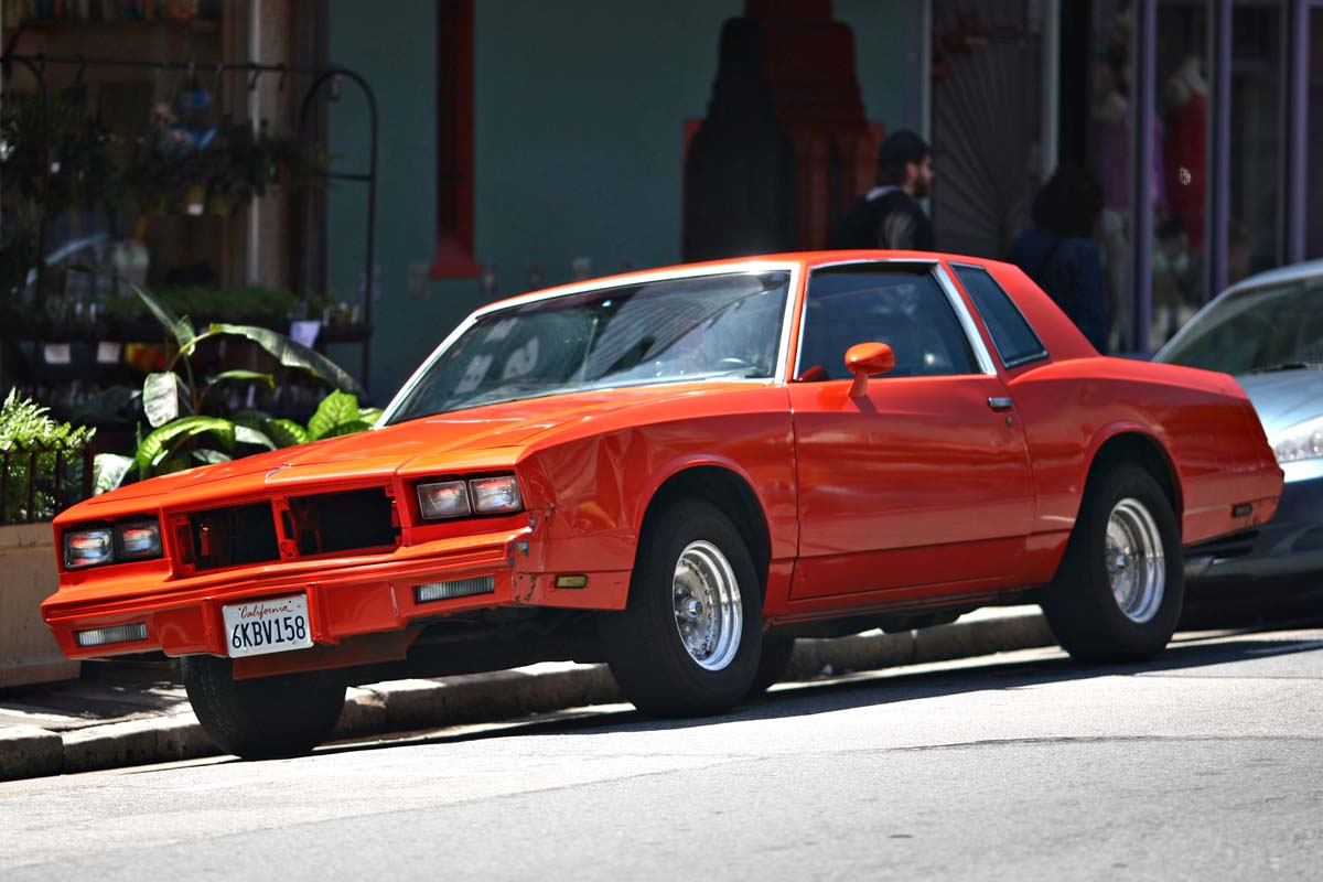 1981 Chevrolet Monte Carlo Information And Photos