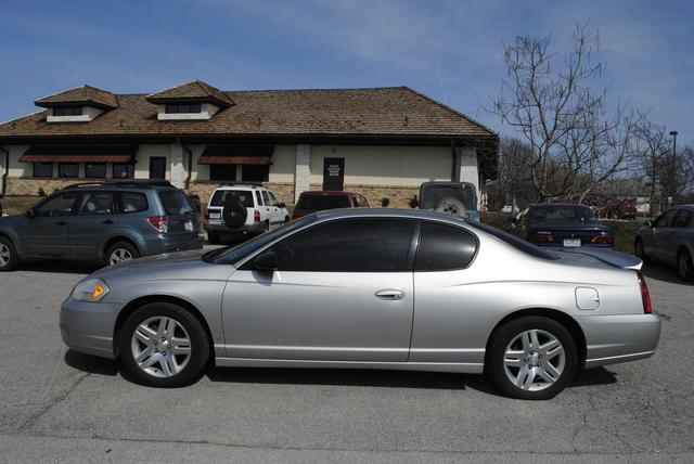 Nissan Infiniti Lt >> 2006 Chevrolet Monte Carlo - Information and photos - MOMENTcar