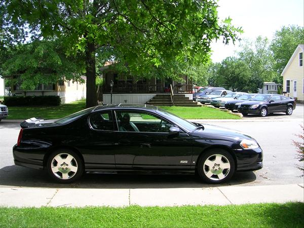 Download Chevrolet Monte Carlo 2007 4