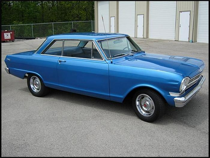 1962 Chevrolet Nova Information And Photos Momentcar