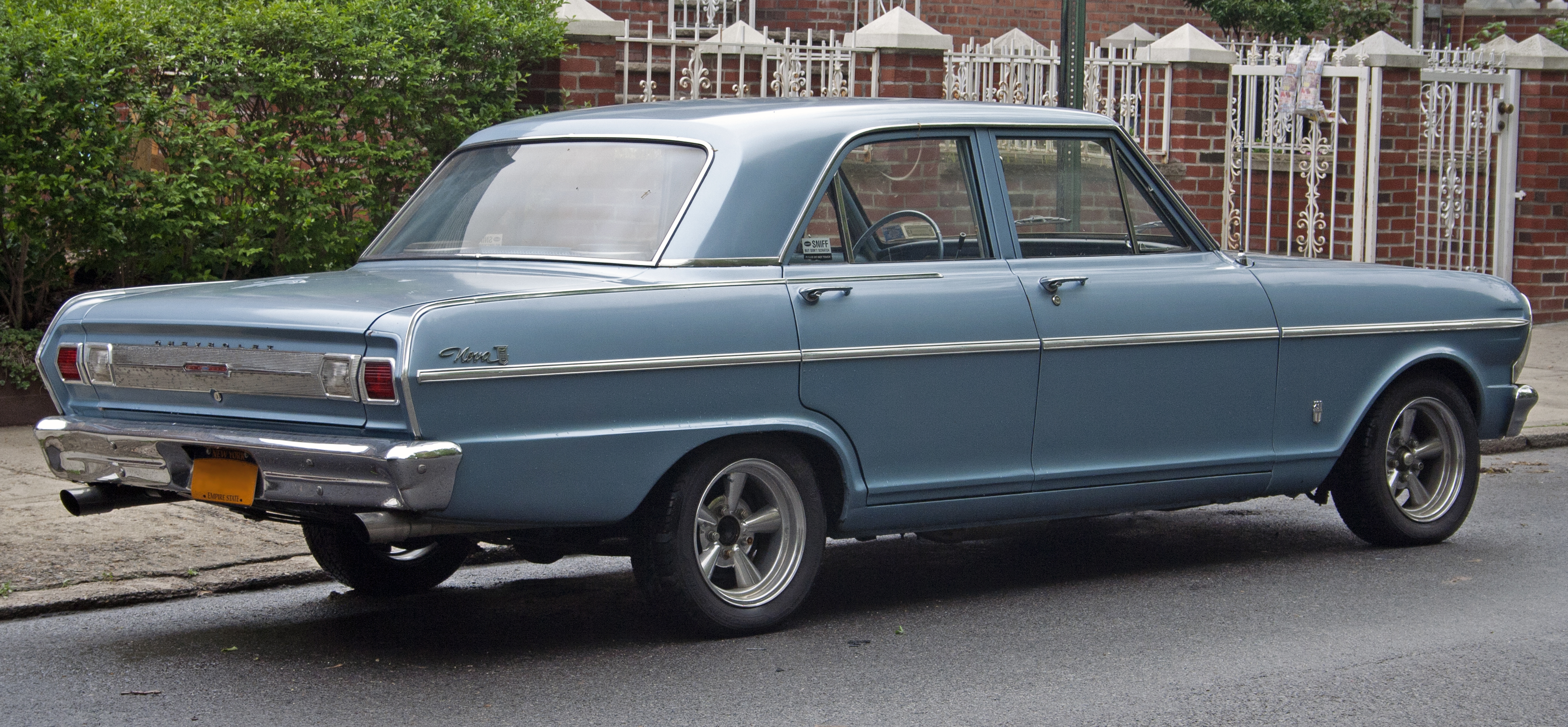 1965 Chevrolet Nova Information And Photos Momentcar