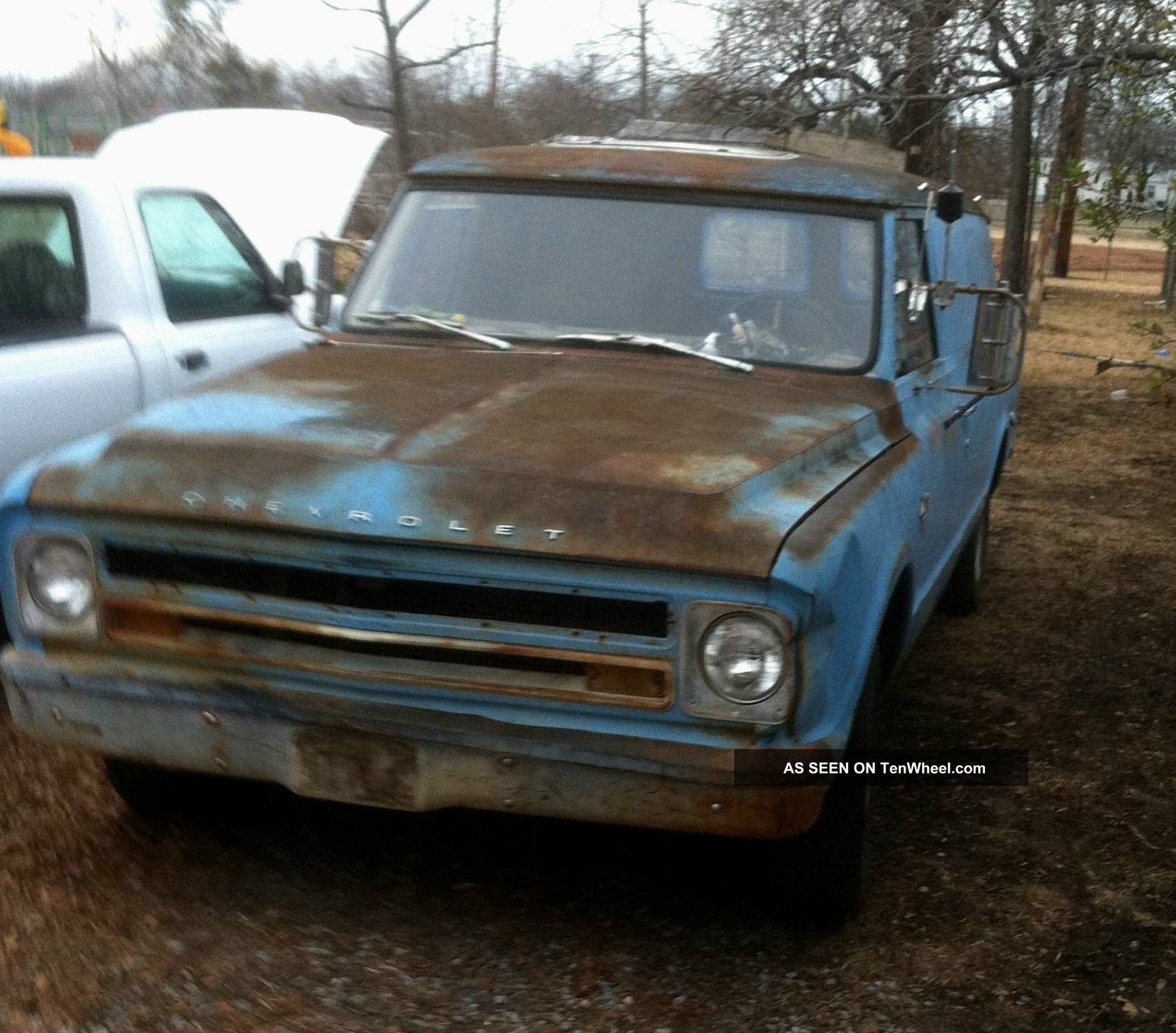 1956 FORD F 100 CUSTOM PICKUP 190030 besides 1967 Gmc 1 2 Ton Pickup furthermore 651192427339651395 together with 12312 Chevrolet Panel 1967 3 together with 1955 Chevrolet Bel Air Foose Nitrous Se F300 Wheels Rims 2386. on 1967 chevy truck