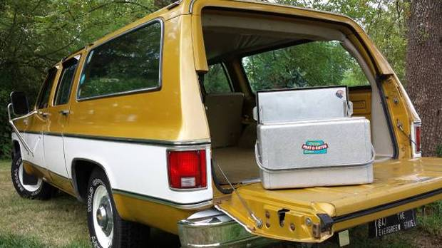 1975 Chevrolet Panel - Information and photos - MOMENTcar